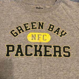 Reebok Tops - Green Bay Packers shirt